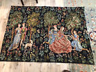 French Point De L'Halluin Woven Tapestry