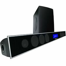 """Sound Appeal 2.1 Sound Bar for TV with 8.0"""" Wireless Subwoofer with MAXBASS"""