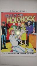 TALES OF HOLOHOAX A JOURNAL OF SATIRE **BRAND NEW**