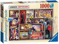 Ravensburger Jigsaw Puzzle LONDON EMPORIUM - 1000 Piece
