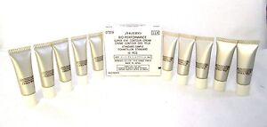 Lot 10 Shiseido Bio Perfomance Super Eye Contour Cream ~ 0.07 oz ( x 10 ) ~ BNIB