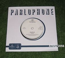 """2014 COLDPLAY~MIDNIGHT~7"""" VINYL 45rpm~ETCHED B-SIDE~RSD~GHOST STORIES"""