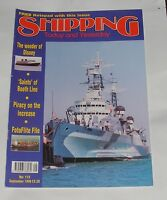 SHIPPING TODAY AND YESTERDAY SEPTEMBER 1999 - THE WONDER OF DISNEY