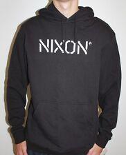Men's NIXON Quadratic Hoodie / Hoody Pullover - Size M. NWT, RRP $79.95.