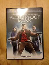 Bulletproof Monk (DVD, 2009)
