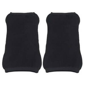 Women Men Warm Cashmere Wool Knee Warmers Leg Thigh High Socks Pad Legging 6N