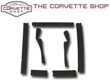 C3 Corvette Radiator Core Support Foam Seal Kit 1976L-1978 L48 w/o AC 39865