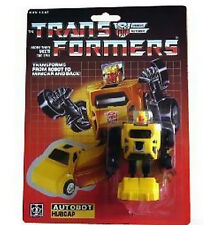 Transformers g1 Minibot Autobot HUBCAP Action Figure Doll Reissue New In Card