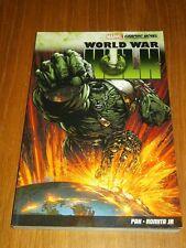 World War Hulk by Peter David Marvel Comics (Paperback, 2008)< 9781905239771