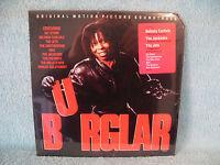 Burglar, Soundtrack, MCA Records MCA 6201, 1987, SEALED, Jacksons, Jets...