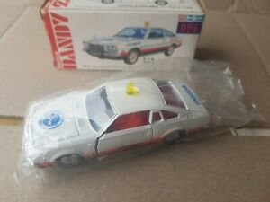 TOMICA DANDY 059 - MAZDA COSMO AP PACE CAR [WHITE] MINT VHTF BOX GOOD JAPAN