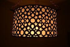 Unique Moroccan Handcrafted oxidize Brass Ceiling light Fixture Chandelier Lamp