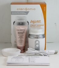 Clarisonic Mia Fit - Two Speed Sonic Facial Cleansing Brush System - In Box