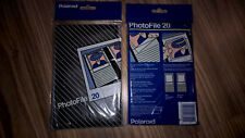 2x Polaroid SX-70 SX70 600 Spectra Image Photo Album