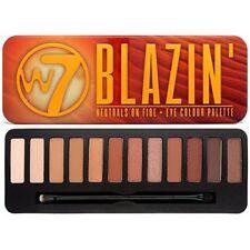W7 Blazin' Neutrals on Fire Eye Shadow Colour Palette
