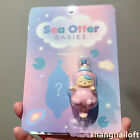 Pucky sea otter baby 2020 pop mart 4inch design toy figurine Pink limited