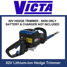 Victa 82V Cordless / Battery Hedge Trimmer - SKIN ONLY - FREE SHIPPING
