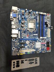 Intel Desktop Board DH55TC motherboard DDR3 H55 Chipset mATX LGA1156 with i3 530