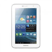 7'' Samsung Galaxy Tab 2 8GB 3G Android Tablet PC GT-P3100 3.15MP Blanco White