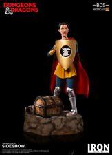 D&D Dungeons Dragons BDS 1/10 Eric Cavalier Statue Iron Studios figure Diorama