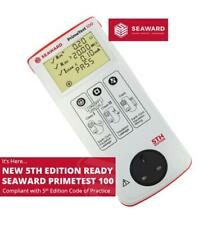 Seaward Primetest 100 Pat Probador Nuevo 2020 5TH Edición Cumple Con Calibrado