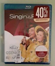gene kelly Singin' In The Rain debbie reynolds singin Blu Ray New cover sticker