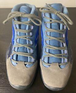 Reebok x Stash Question Iverson mid V61041 men's Basketball sneakers size 10.5