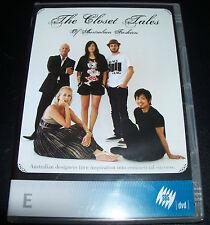 The Closet Tales (Australia region 4) DVD (Morrissey Akira) - New