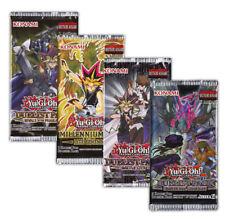 Yu-Gi-Oh! Geschenkset 4x Booster Dimen. Guardians Millennium Battle City Pharaoh