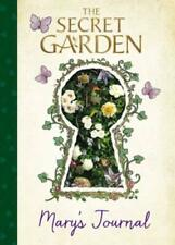 The Secret Garden: Mary's Journal by Sia Dey, Grant Montgomery (illustrator),...