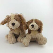 Set Webkinz Ganz American Plush Cocker Spaniel Stuffed Dog Puppy Brown Tan