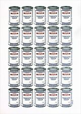 BANKSY - Tesco Soup Cans - Offset lithograph on paper
