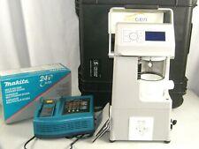 Sceptor Omni 3000 SC-00985-3.5 Highly Portable Aerosol Air Sampler IN & OUTDOOR