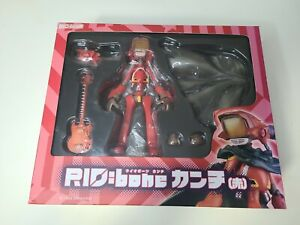 Sentinel RIO: Bone FLCL Canti Red Sentinel Action Figure  US Seller fooly cooly