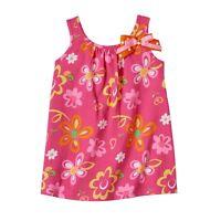 Baby Girl Summer Dress Sundress Smocked Bonnie Sophie Rose Youngland 12 18 24 Mo