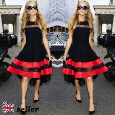 Knee Length Polyester Cowl Neck Petite Dresses for Women