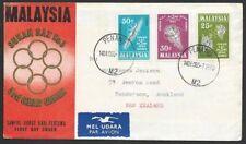 MALAYSIA 1965 SEAP Games FDC................................................9097