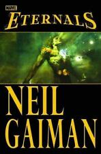 Eternals by Neil Gaiman (2007, Hardcover) - Pre-Owned