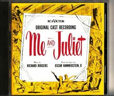 Me And Juliet -Original Cast Recording CD -1953 Musical Comedy (Isabel Bigley)