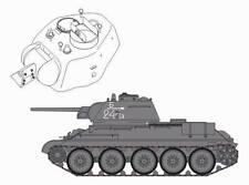 Czech Master 1/35 T-34/76 Modelo 1943 ChTZ conversión para Tamiya Kit # 3069