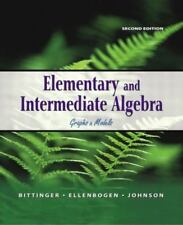Elementary and Intermediate Algebra: Graphs & Models (2nd Edition)