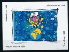 [328428] Switzerland 1999 good Souvenir Cinderella sheet very fine MNH