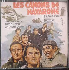 12F - SUPER 8 - 120 M - Couleur...LES CANONS DE NAVARONE..(France)..PECK / QUINN