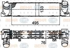 8ML 376 791-751 HELLA Intercooler  charger