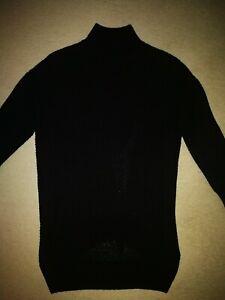 Long-Pullover von OBJECT in Schwarz~~Größe M
