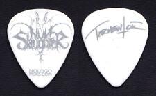 Nunslaughter Tormentor Signature White Tour Guitar Pick