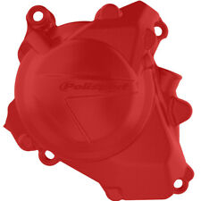 Polisport MX Ignition Cover Protector - Honda CRF450 17-18 CRF450X 17-18 - Red