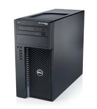 Dell Precision T1650 Xeon E3-1240v2 4x 3,40GHz 8GB 256GB SSD Quadro K600 RW W10