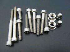 Stainless Steel Engine Bolt Kit  for Honda CX 500/ 650 & GL500/ 650