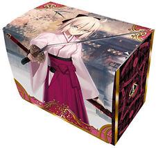 Fate/Grand Order Sakura Saber Soji Okita Card Character Super Double Deck Box